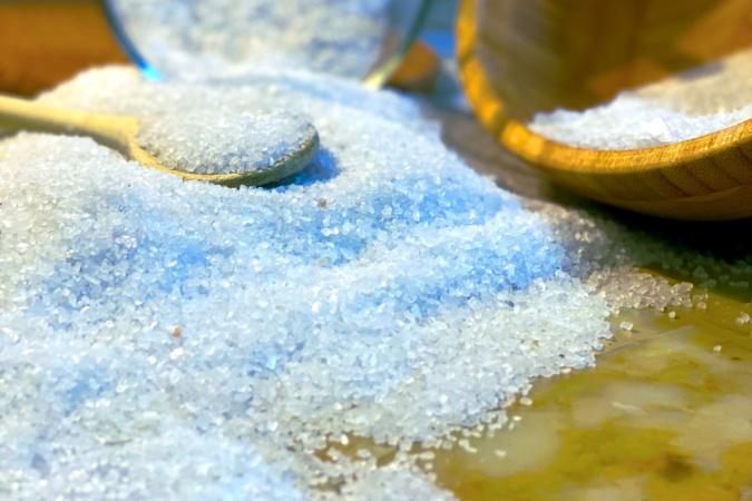 Sól morska z Kłodawy ?