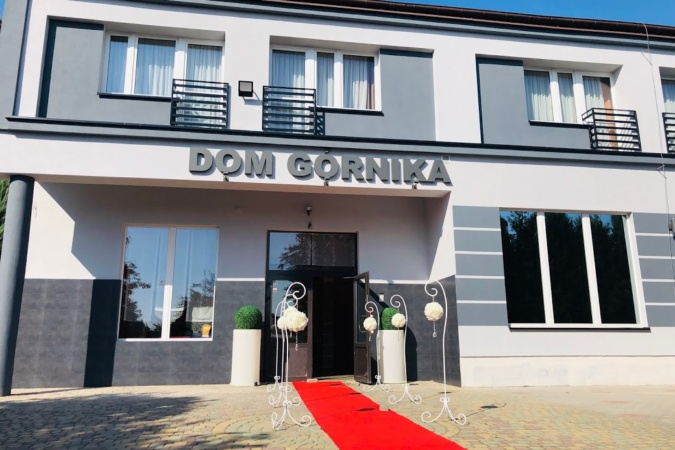 Dom Górnika – noclegi, wesela, imprezy okolicznościowe, catering