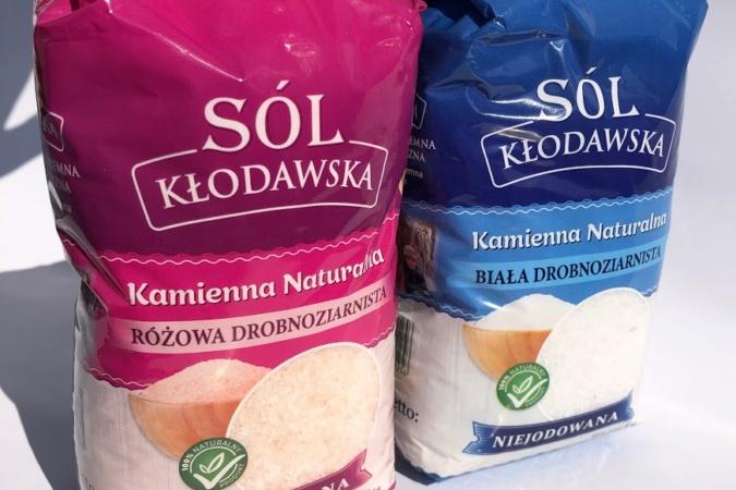 Sól biała czy różowa? Jaką wybrać?